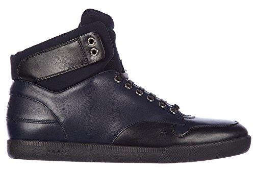 dior-chaussures-baskets-sneakers-hautes-homme-en-cuir-b01-blu-eu-415-3sh057vqb569