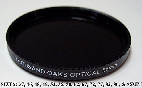 52mm Gewinde Schwarz Polymer Solar Filter für Kameras