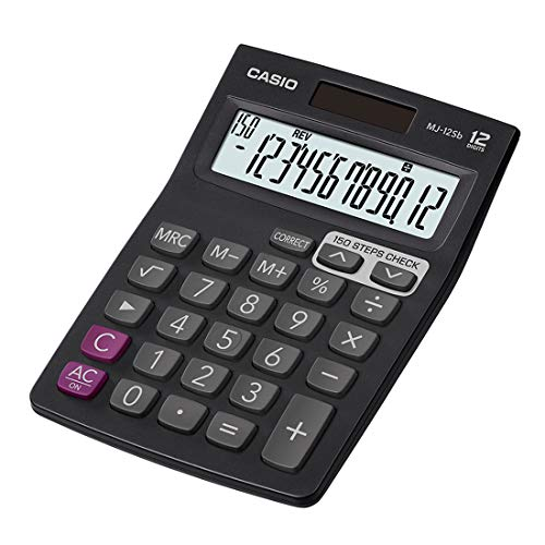 Casio MJ-12Sb Desktop Calculator