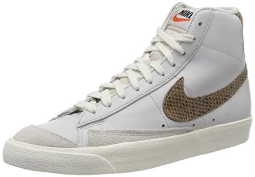 Nike Blazer Mid '77 VNTG WE Reptile, Chaussure de Basketball Homme, Vapste Grey MTLC Red Bronze...
