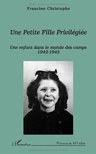 Petite fille privilegiee (une)