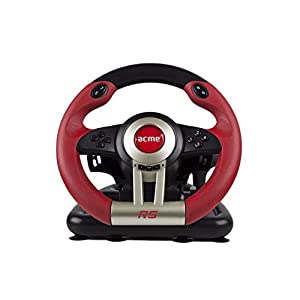 Acme RS Racing Wheel Vibration Feedback Lenkrad