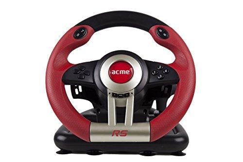Acme RS Racing Wheel Vibration Feedback Lenkrad