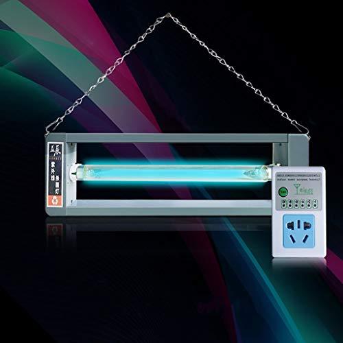 Uvc-Sterilisationslampe mit Timer Antibakterielle Rate 99% Desinfektionsmittel Desinfektionsmittel Desinfektionslicht Ultraviolette Keimtötende Lampe