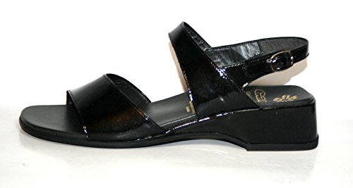 Ganter Damen Schuhe Sandele Schwarz