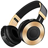 Best Bluetooth Headset For Workings - Bluetooth Headset Headphones Over Ear Hi-Fi Stereo Wireless Review