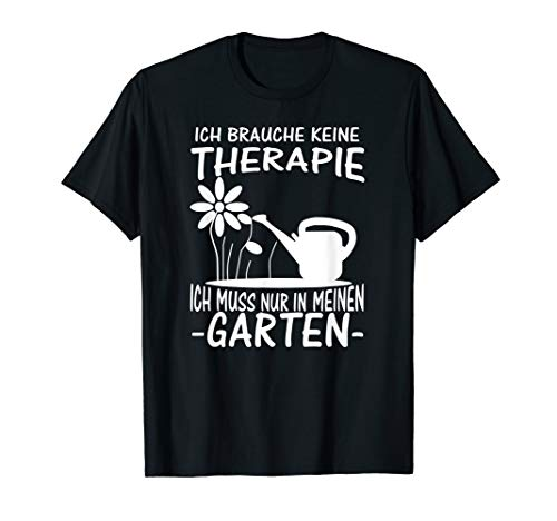 Garten T-Shirt   Shirt für Gartenliebhaber und Gärtner T-Shirt