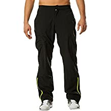 Head Trainings L.A. Suit Pants - Pantalones de tenis para hombre, color negro, talla