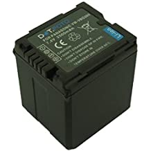Panasonic VW-VBG260 PREMIUM Dot.Foto Batería de Reemplazo - 7.4V/2500mAh - Garantía de 2 años [Vea compatibilidad en la descripción]