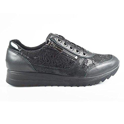 Sneaker Donna Nera 6759400 - Igi&Co, 37