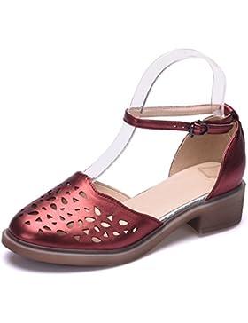 Tendine tardi in estate scarpe Sandali tacco spesso