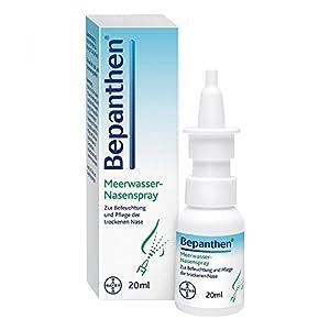 Bepanthen Meerwasser Nasenspray, 20 ml