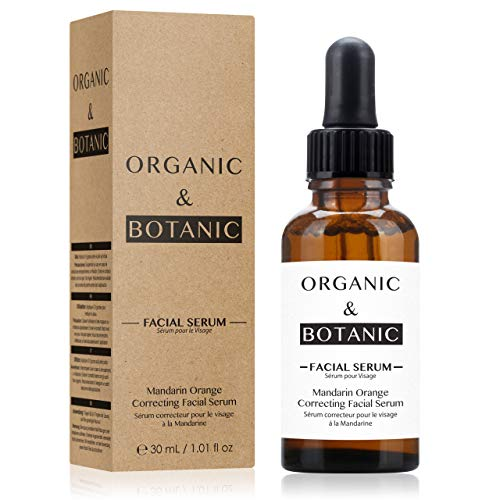 Organic & Botanic Sérum Réparateur pour Yeux Mandarine 30 ml