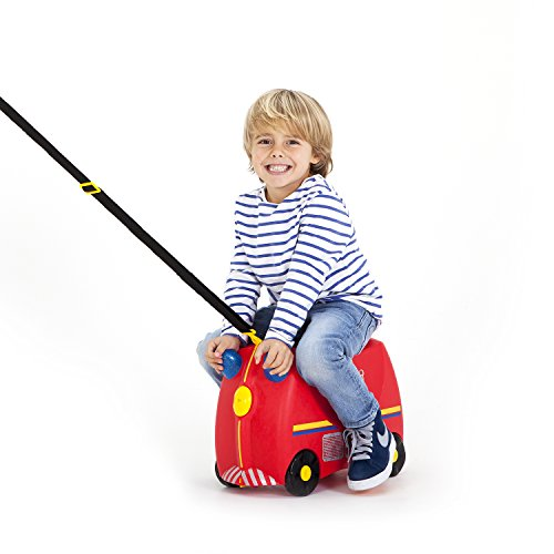Trunki Koffer für Kinder Freddie Fire Engine - 6