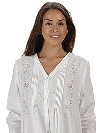 pourThe 1 for U 100% coton femmes Style Victorien robe de nuit 7 tailles - Kate