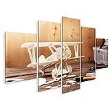bilderfelix Tableau sur Toile Kits de maquettes d'avions en balsa Images Affiche TIL