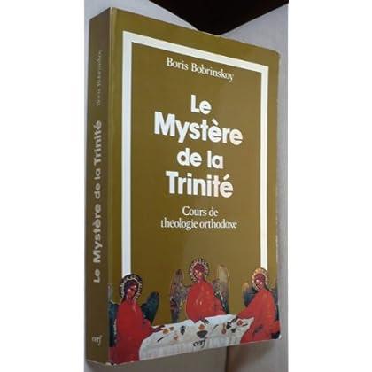 Le mystère de la Trinité, Cours de théologie orthodoxe