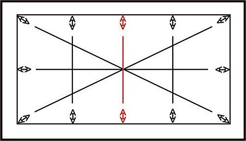 Spieltuchspanner Pokertuch Tischtuchspanner Poker Tisch Tuch Spanner (Spieltuchspanner bis max. Tischgröße 350x100cm)