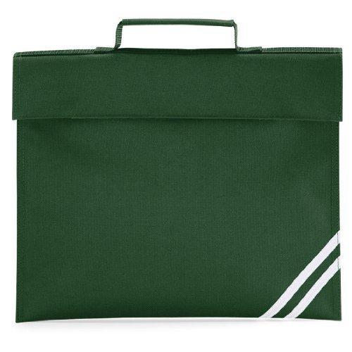 Shirtstown, Borsa a tracolla donna Verde (bottlegreen)