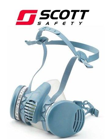 Scott Profile 2 Atemschutzmaske, Halbmaske, klein