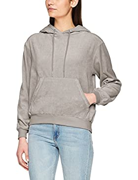 Only Onlvivian L/S Hood Cc Swt, Capucha para Mujer