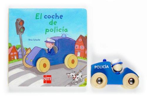 El coche de policía (Juego y leo) por Tina Schulte