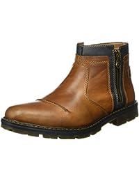 Mens 39240 Classic Boots, Lake/Mogano, 6.5 UK Rieker
