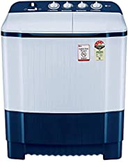 LG 6.5 Kg 4 Star Semi-Automatic Top Loading Washing Machine (P6510NBAY, Dark Blue, Rat Away Technology)