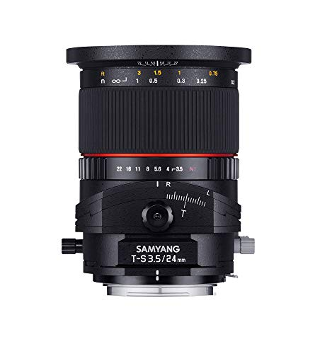 Samyang - T-S24MM/CANON - objectif grand angle - 1:3.5/T-S24mm ED AS UMC