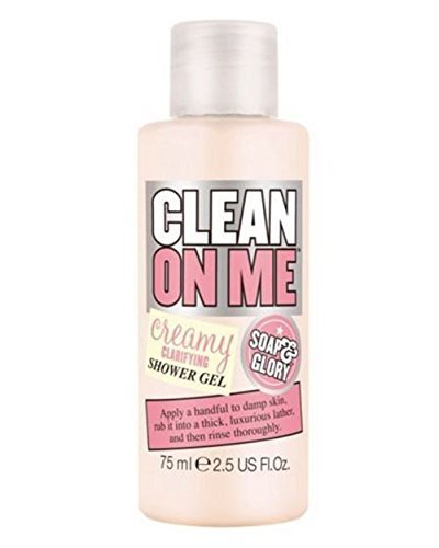 Soap And Glory Clean On Me Travel Size 75ml