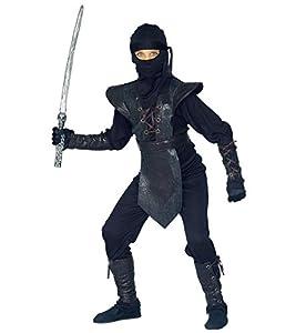 WIDMANN 38797?Disfraz de guerrero ninja
