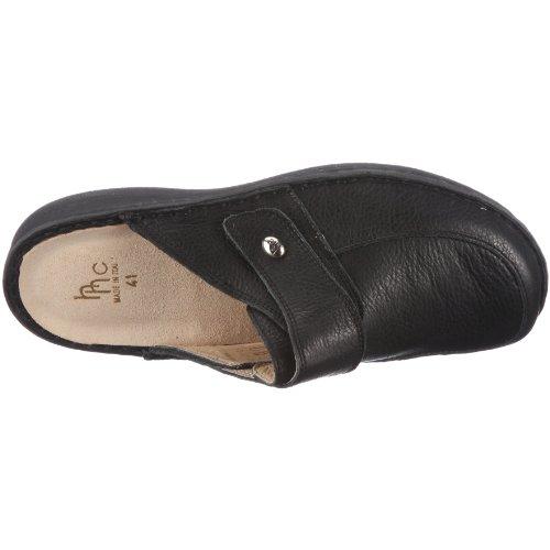 Hans Herrmann Collection Napoli 02U0063B-10, Chaussures homme Noir