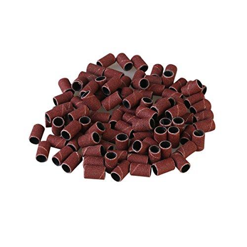 Frcolor Grano 100 piezas brocas recambio bandas lijado