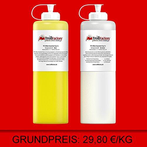 tfc-silikon-kautschuk-typ-2-1-abformsilikon-mittelhart-gelb-11-nv-1kg