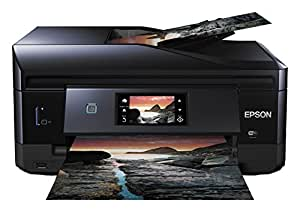 Epson Expression Photo XP-860 Stampante multifunzionale fotografico 4-in-1, multicolore, A4, Nero