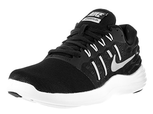 NIKE Damen 844736-001 Traillaufschuhe, Schwarz (Black/Metallic Silver-Anthracite-White), 41 EU