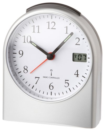 TFA Dostmann TFA 98.1040 Funk-Uhr mit Alarm