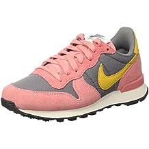 Nike Wmns Internationalist, Sandalias con Plataforma para Mujer