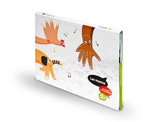 Las manos (Infantil 2º Ciclo) (¿Lo ves?)