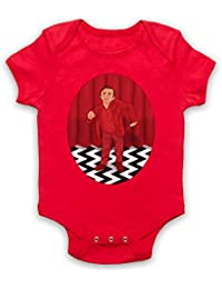 5d4dc5b2a602 Inspired Apparel Inspire par Twin Peaks The Man from Another Place Red Room  Dancing Dwarf Officieux
