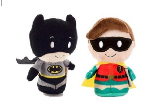 Amy Karyn Itty Bitty DC Comics Hallmark Batman And Robin