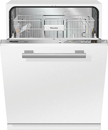 Miele G 4995 VI XXL Jubilee Geschirrspüler vollintegriert/Einbau/A++ / 262 kWh/Jahr / 2772 L/edelstahl/Waterproofsystem
