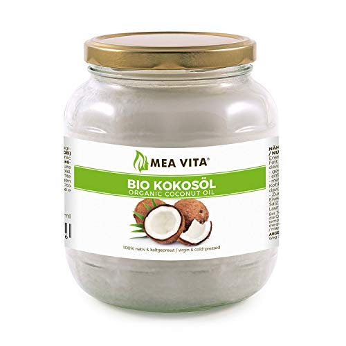 Raw cocco vergine biologico meavita, 1 litre (1 x 1000 ml)
