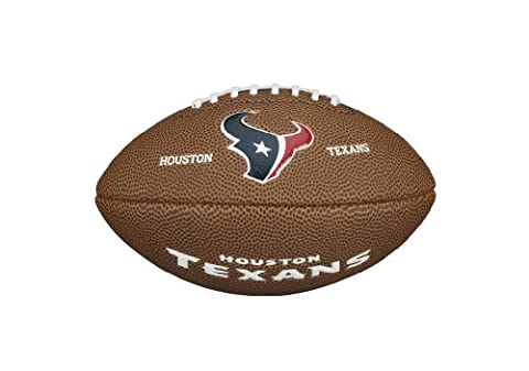 NFL Houston Texans Soft Touch Football