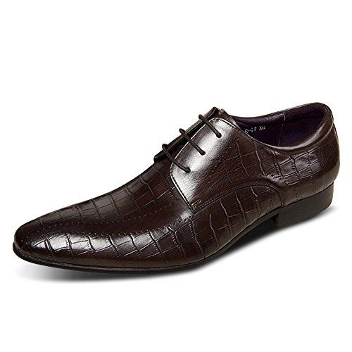 Inglese inciso scarpe uomo scarpe/a punta/Pattini di vestito di affari A