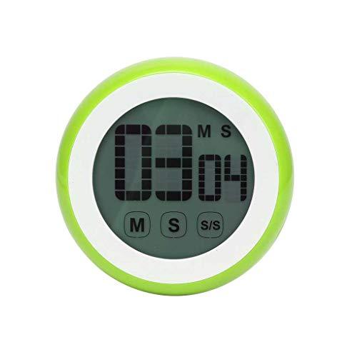 Aiming LCD Pantalla táctil Digital Cocina Temporizador