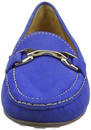 Van Dal Denman, Mocassins Femme Bleu (cobalt)