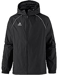 adidas Core 18 Rain Jacket Veste imperméable Homme (lot de 1)