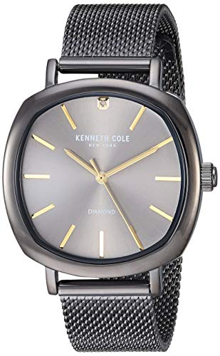 Kenneth Cole New York Women's Analog Quartz Watch with Stainless-Steel Strap KC50210002