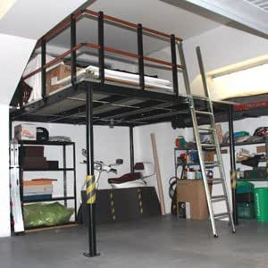 mezzanine t8 tecrostar c 39 est une mezzanine t lescopique et extensible qui s 39 adapte aux. Black Bedroom Furniture Sets. Home Design Ideas